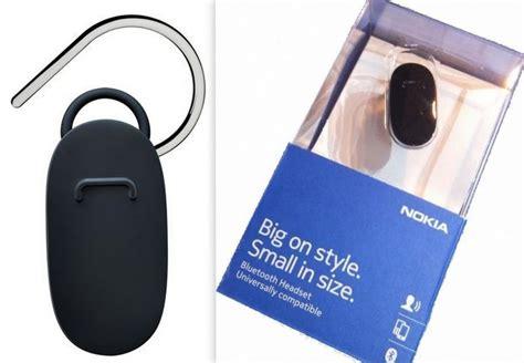 Headset Bluetooth Nokia Bh 112 nokia bh 112 bluetooth headset