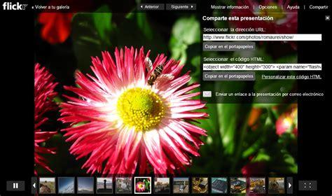 Galeria Imagenes Html Codigo | 8 maneras de incrustar fotos de flickr