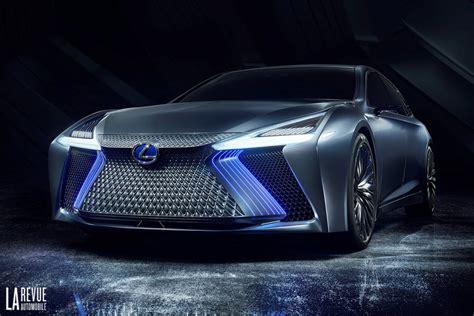 ls plus la lexus ls gt lexus ls concept la limousine autonome de lexus