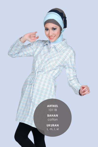 Baju Bluss Anak T 1011 by Koleksi Elsista Katun Chiffon Wool Poly Rayon