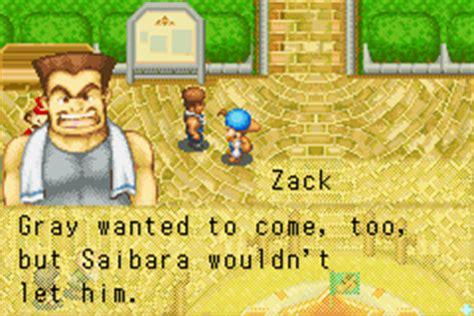 Gantungan Kunci Harvest Moon Karakter Zack zack fomt the harvest moon wiki wikia