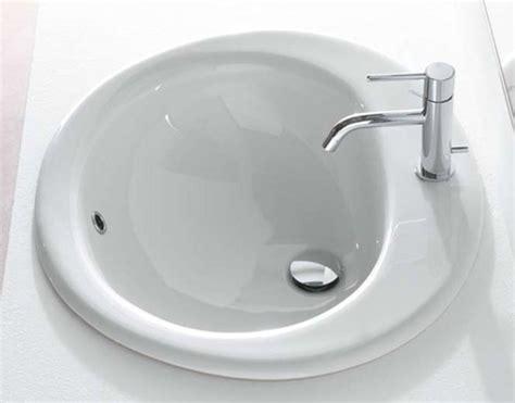 lavabo ad incasso per bagno lavabo ad incasso maiori 62x52 globo bagno expert
