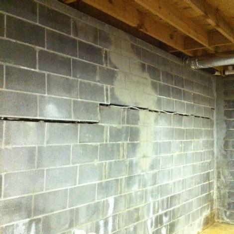 carbon fiber reinforcement bowing basement wall repair
