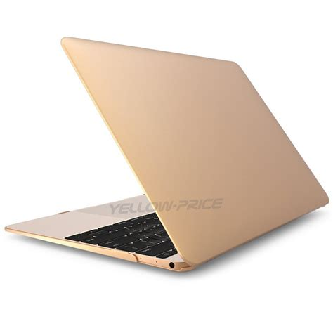 Laptop Apple Slim macbook 12 inch laptop cover for apple 4 in 1 ultra slim soft touch gold