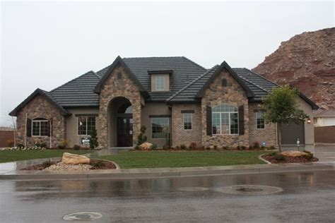 David Weekley Homes Floor Plans by Parade Of Homes Stucco Brick And Rock Sobeautiful