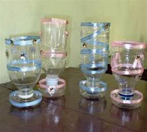 yt cara membuat lu hias cara membuat lu hias unik dari sah gelas plastik membuat