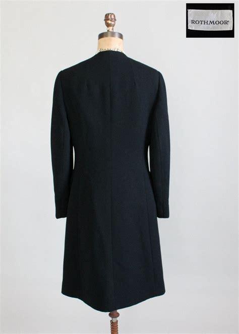 rothmoor coat vintage 1960s rothmoor mod winter coat raleigh vintage