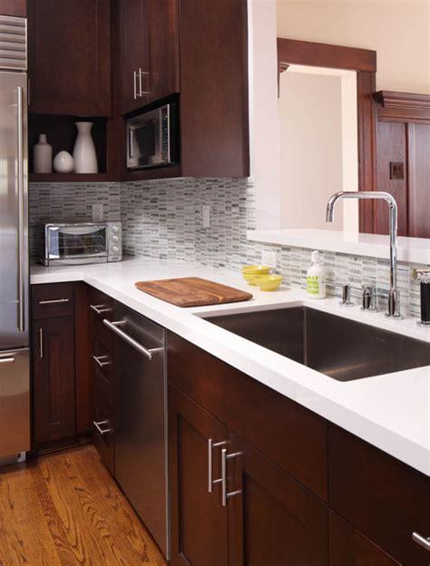 modern corner kitchen kitchen corner