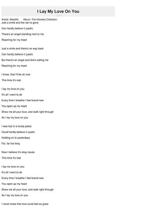 Best Ever Love On You Lyrics - birthday quotes