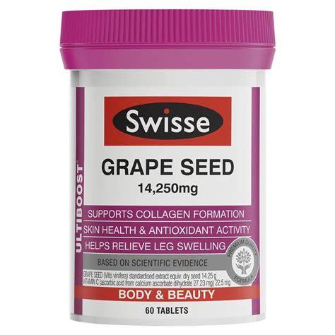 Swisse Liver Detox Chemist Warehouse by Swisse Ultiboost Grape Seed 14 250mg 60 Tablets Chemist
