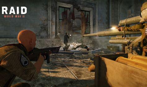 Ps4 Raid Word War 2 raid world war ii ps4 new