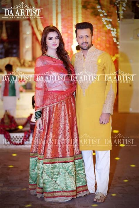Recent Wedding Pictures by Recent Pictures Of Atif Aslam With In A Family