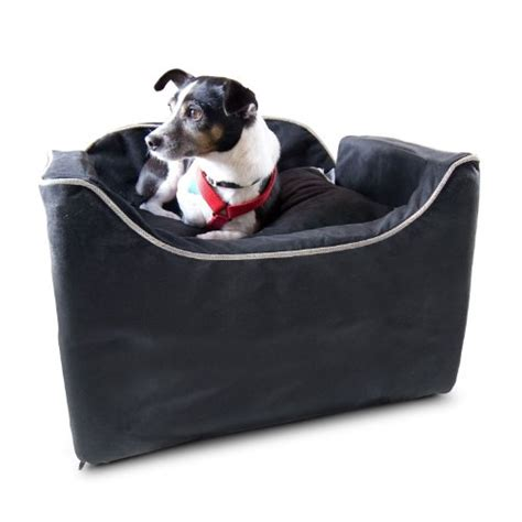 car seats for medium dogs snoozer luxury i lookout pet car seat medium black with