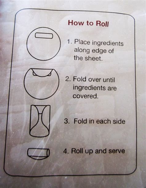 How To Fold Rice Paper Rolls - summer rolls kitchen