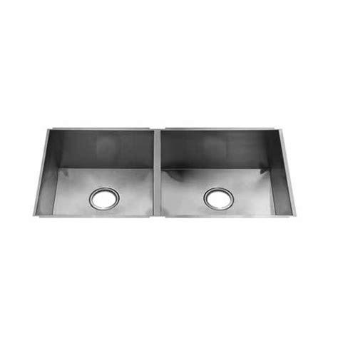Julien Kitchen Sinks Julien 003681 16 Stainless Steel Urbanedge Collection Undermount Kitchen Sink With