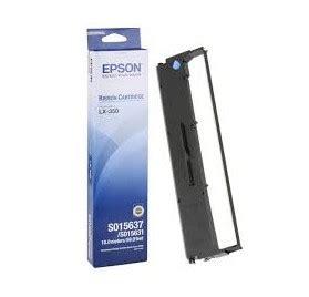 Pita Ribbon Epson Lx 300lx 300ii epson lx300 ribbon pack daftar harga terbaru indonesia