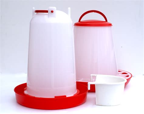 Chicken Drinkers And Feeders poultry feeder and drinker set hens for pets