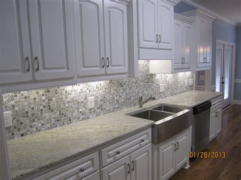 white cabinets with gray granite image result for cabinets grey glass backsplash grey