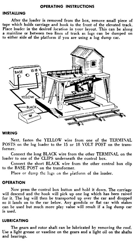 american flyer track layouts complete with wiring diagrams