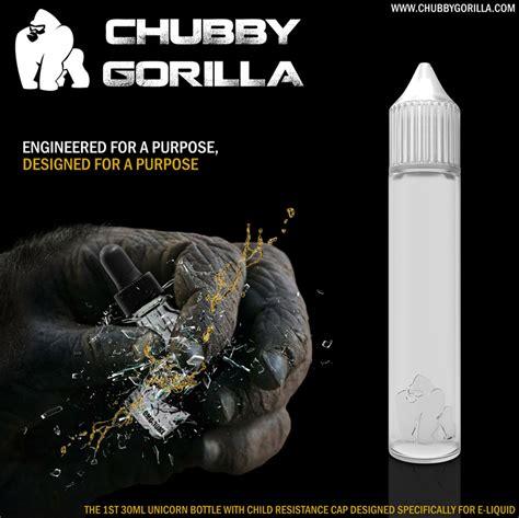 Bottle Gorilla Clone 11 gorilla unicorn bottles 30ml new colors
