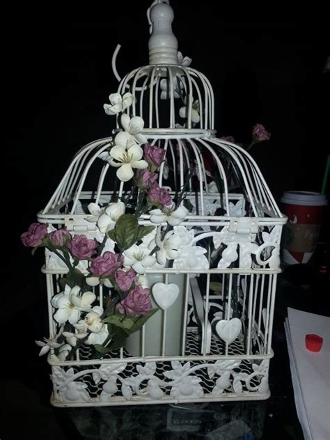 help what do you think of my vintage birdcage