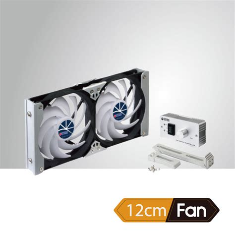 Rack Mount Audio Amplifier 12v Dc Multi Puropse Rack Mount Ventilation Cooling