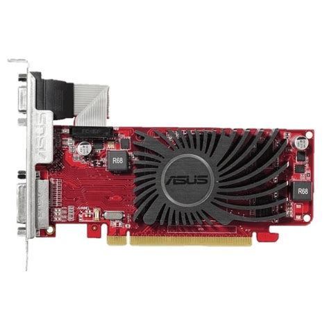 Vga Card Sapphire Radeon R5 230 1gb Ddr3 asus r5 230 1gb ddr3 vga dvi hdmi pci e graphics card ebuyer