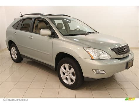 lexus green 2007 bamboo green pearl lexus rx 350 awd 120852278 photo
