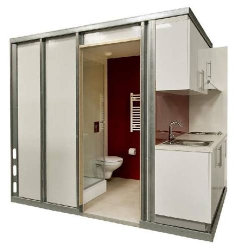 modular bathroom pods bathrooms pods prefabricated bathroom and kitchen units