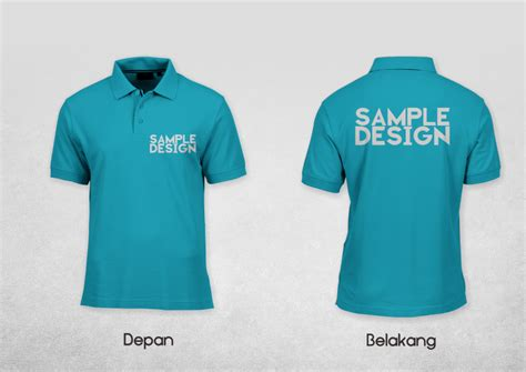 kaos polos depan belakang related keywords suggestions