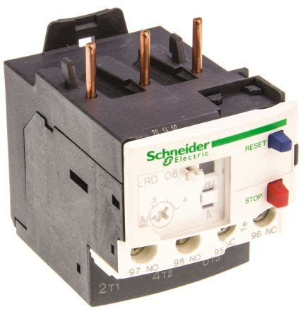 Harga Murah Termal Relay Schneider Lrd08 2 5 4a lrd08 relay 2 5 4 a 4 a schneider electric