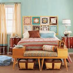 creative ways to add accents in retro styles to modern