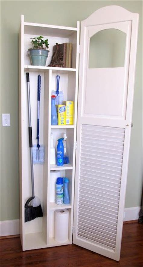 broom cabinet ikea 17 best ideas about utility closet on pinterest