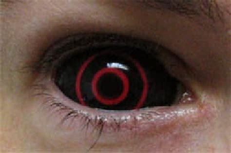 scary colored contacts contact lenses scary contact lenses totally