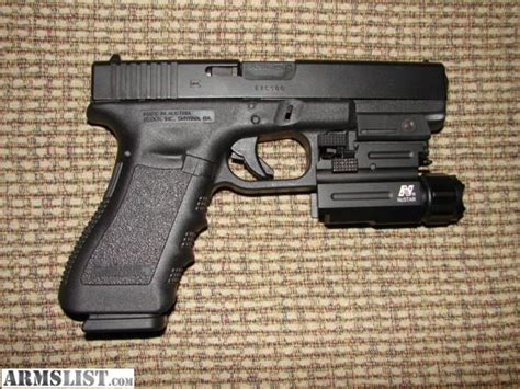 Armslist For Sale Glock 17 9mm W Ncstar Laser Light Combo