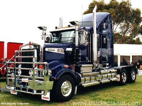 aussie kenworth trucks aussie kenworth custom sleeper