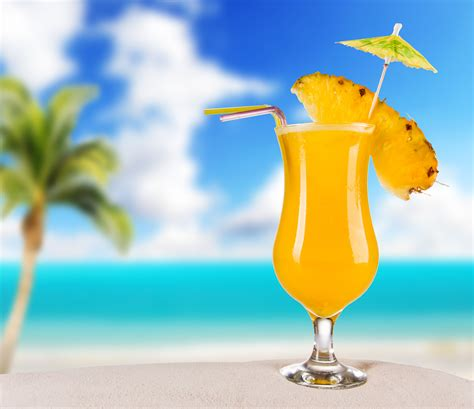 summer cocktail summer cocktail with fruit wallpapers and images