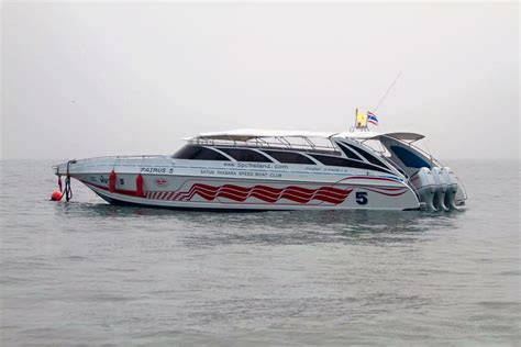 speed boat krabi to koh lanta speedboat routes to koh muk guide to krabi thailand