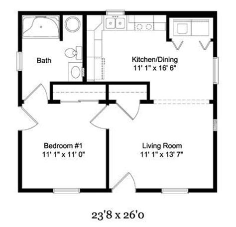 Small House Plans Handicap Accessible Elder Cottages The Floor Plans For These And