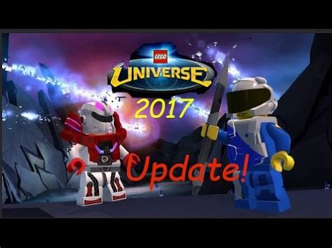 lego universe tutorial lego universe 2017 update video luni server youtube