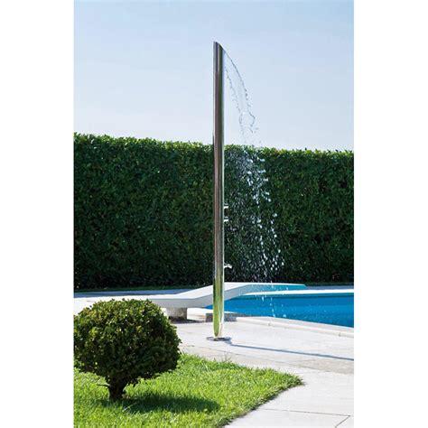 doccia bossini bossini colonna doccia per esterno stile moderno acquabamb 249