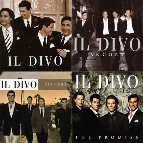 il divo cds il divo cd s dvd s il divo photo 22556729 fanpop
