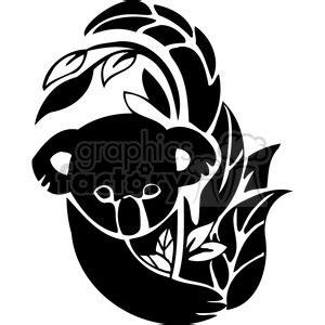 royalty free koala 084 386162 vector clip art image eps