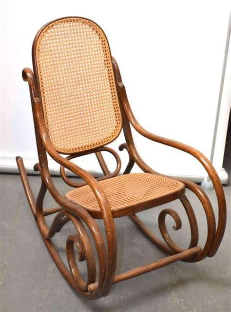 thonet thonet rocking chair catawiki