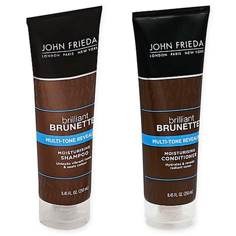 is john frieda morton in revitalizing in hand shoo good for grey hair john frieda 174 brilliant brunette 174 collection www