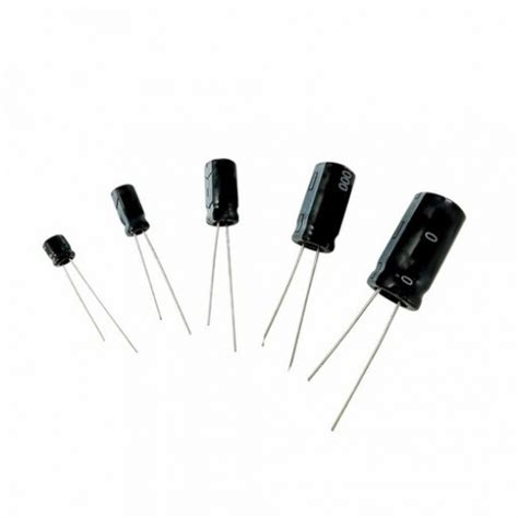 10uf capacitor data sheet 10uf 50v 105c radial electrolytic capacitor 5x11mm nichicon