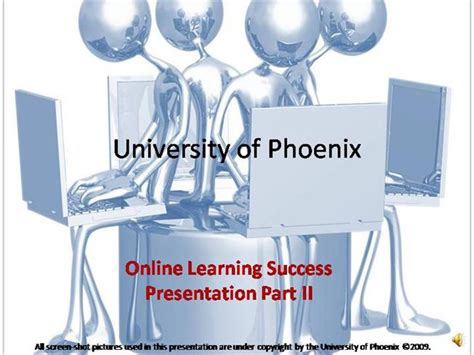 powerpoint templates university of phoenix online learning rmf pt 2 with audio authorstream