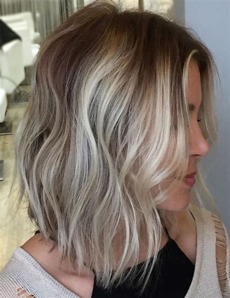 Light Hair Color With Highlights Ideas Hairstyles Short | light brown blonde highlights for short hairstyles 2017