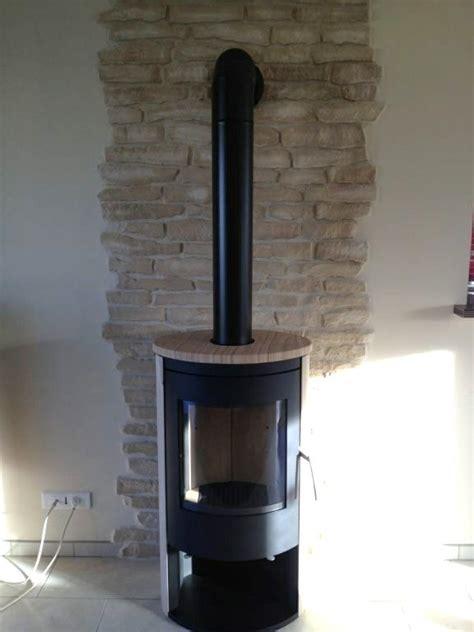 poele a bois cheminee philippe cheminee de parement awesome dcoration parement