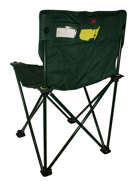 masters folding golf chair greatgolfmemories